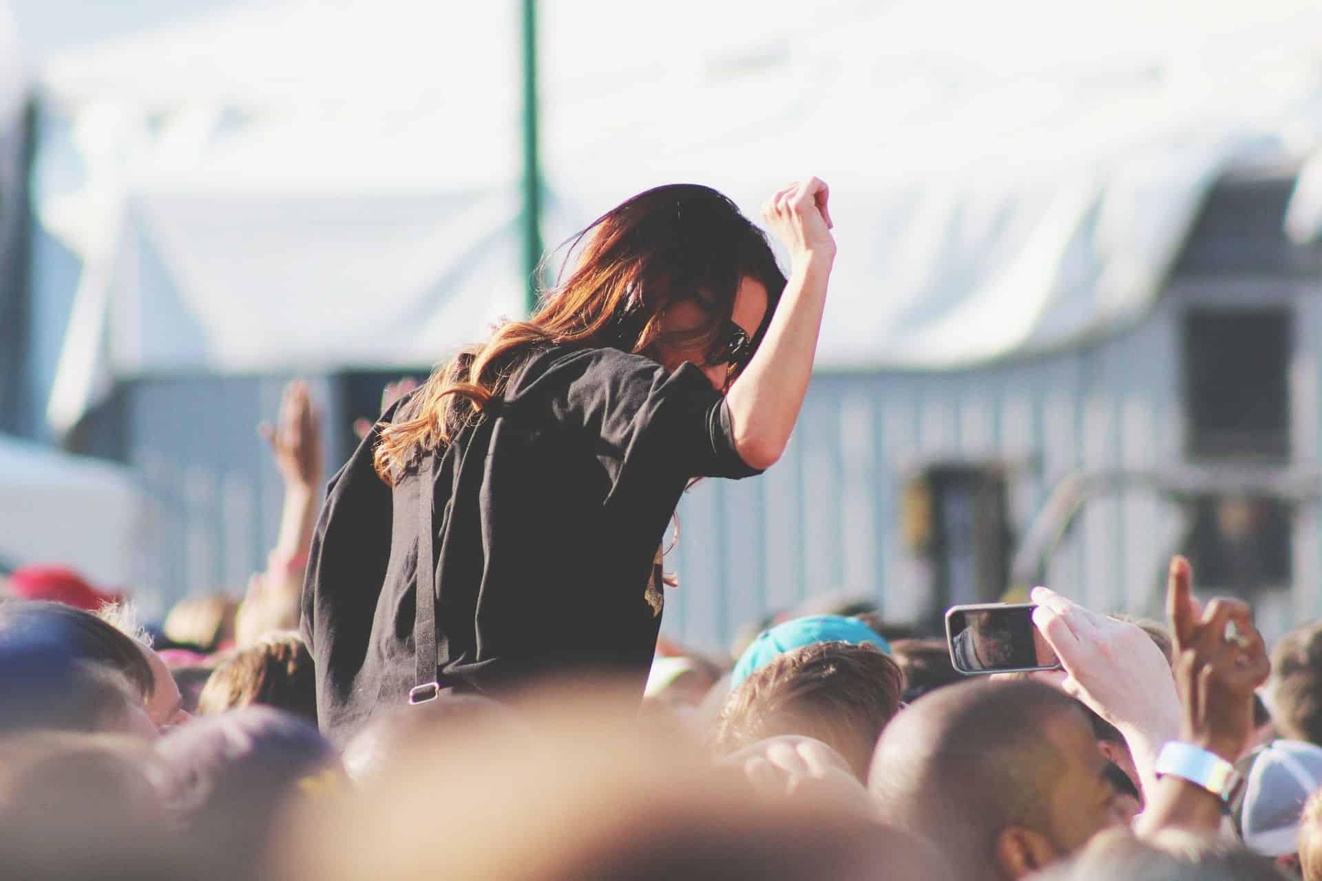 Si quieres ser feliz vete de festival