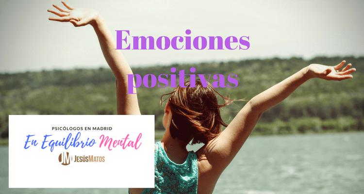 Emociones positivas
