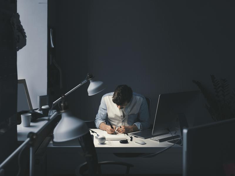 ¿Quieres saber cómo gestionar la presión en el trabajo?