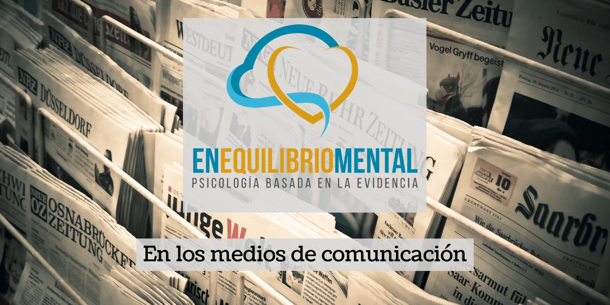 psicologos en los medios de comunicación