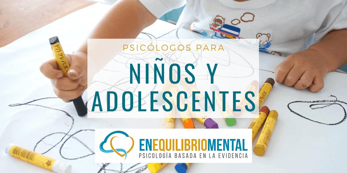 psicologos infantojuveniles