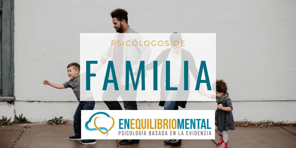 psicologos familiares
